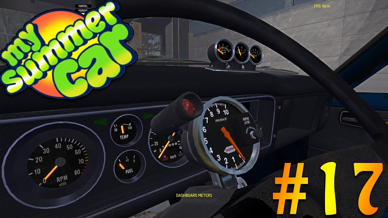 Vdyoutube Download Video My Summer Car Rally Tachometer