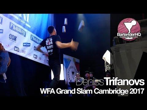 Deniss Trifanovs | World Flair Association WFA Grand Slam Cambridge 2017