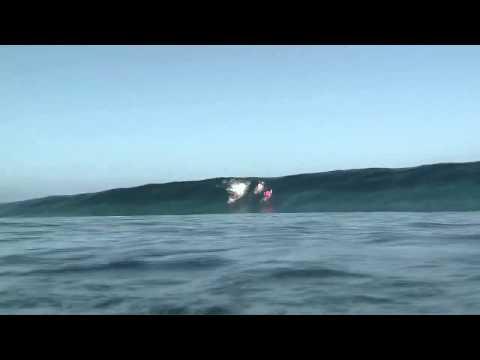 Billabong Pro Tahiti 2013 - Anthony Walsh...