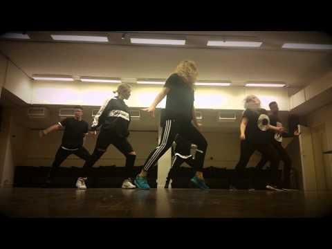 Aline Bennour Choreography || Slum Anthem @Kcamp427