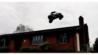 Download Video Buggy Jump Over House - Nitro Circus Pastrana's Action Figures MP3 3GP MP4