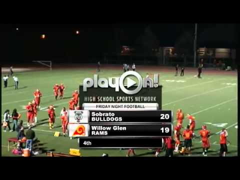 Football - Sobrato vs. Willow Glen