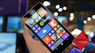 Microsoft Lumia 640 XL (MWC 2015)
