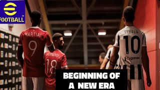 MY RESPECT for eFootball PES after this📈📈  eFootball OFFICIAL reveal Trailer REVIEW  BEST IN YEARS?