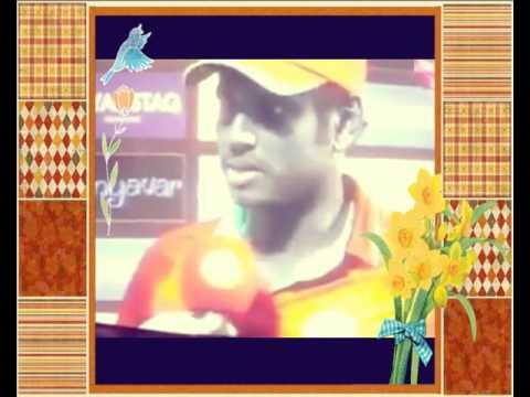 Angelo Mathews speaking Garhwali----Sri Lankan cricketer (by g4garwal)