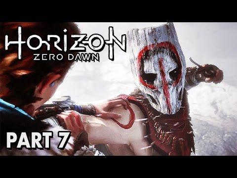 Horizon Zero Dawn German PS4 Pro Gameplay - Blutrache für mein Volk