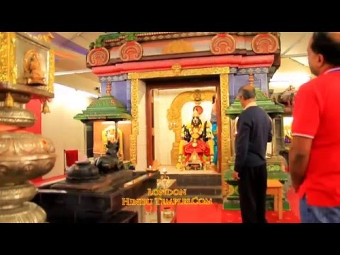 15th Day Pilliar Kathai At Sri Swarna Kamadzi Amman Temple Crawley, UK 10-12-2015