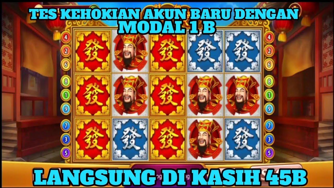 DAPAT 45B DENGAN MODAL 1B