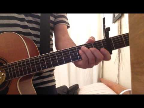 Sixpence None The Richer - There She Goes Guitar Cover