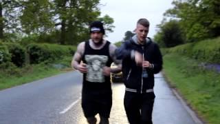 """Popek & Jazwa -  jogging do kawałka """"motywacja"""""""