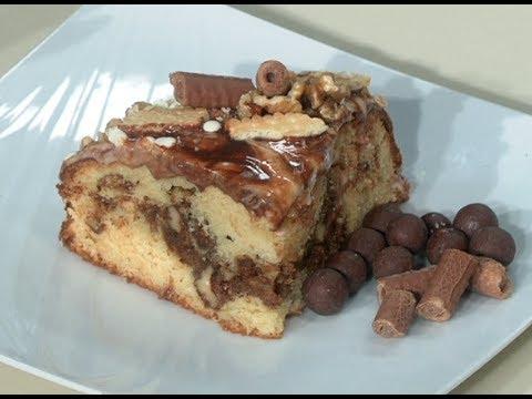 كيكة السينابون غفران كيالي هيك بنطبخ Pnc Food Youtube