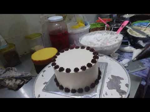 Cara Cepat Belajar Menghias Kue Tart Ultah Sederhana Bagi Pemula