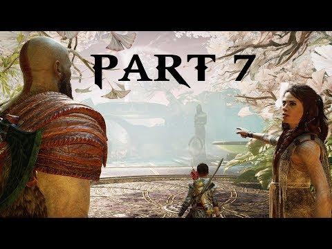 God of War Walkthrough Part 7 - ALFHEIM