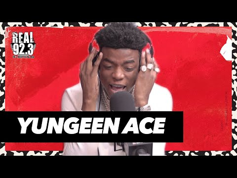 Bootleg Kev & DJ Hed - Yungeen Ace Freestyle w/ Bootleg Kev & DJ Hed