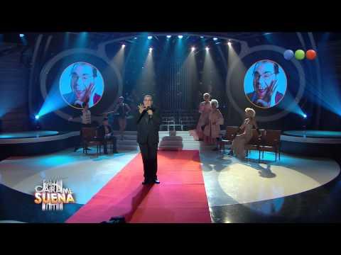 Miguel Ángel es Enrique Pinti – Tu Cara Me Suena 2014
