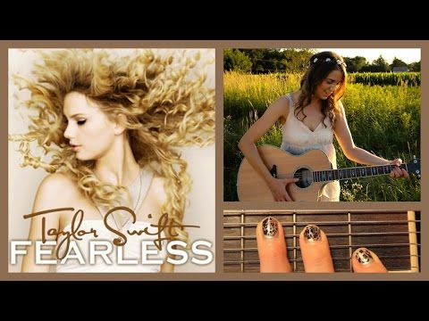 """♥ """"You Belong With Me"""" - Taylor Swift Guitar Lesson ♥"""