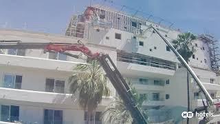 Construcción HM Alma Beach - Versión corta