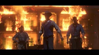 RED DEAD REDEMPTION 2 EPIC MUSIC VIDEO Devil inside (Dark Country)