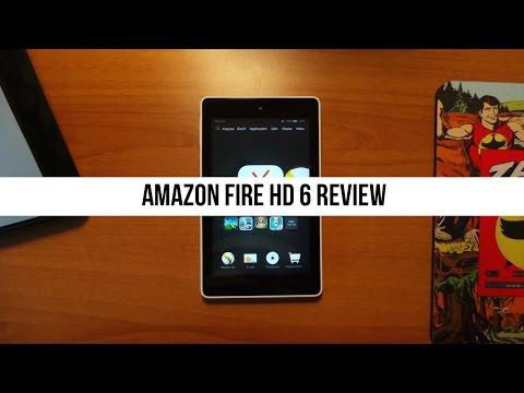 Amazon Fire HD 6 Review! [ITA]