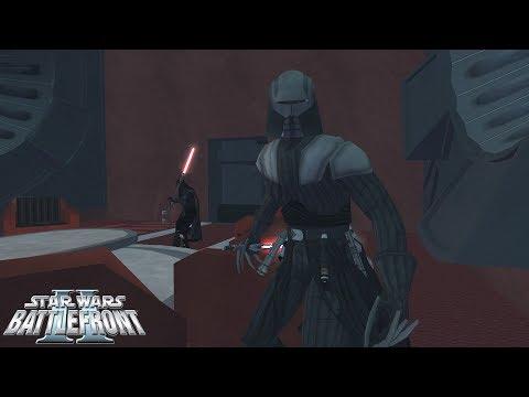 Star Wars Battlefront 2 Mod | Death Star II: Emperor's Throne Room (Dark Times II)