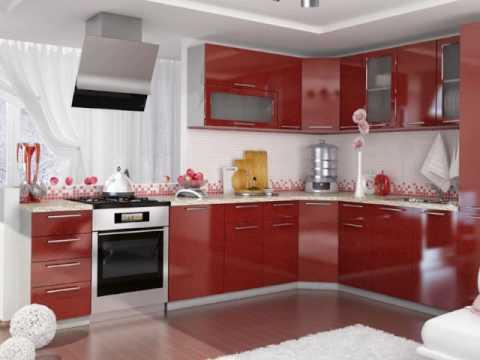 Кухни на заказ по индивидуальным размерам от мебельного