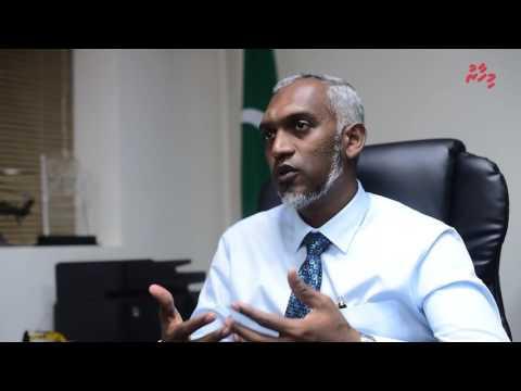 Housing minister interview (Bridge)