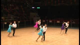 第52屆學校舞蹈節-牛仔舞(寶血小學)