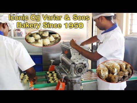 Iconic Og Variar & Sons Bakery Since 1950 | Amazing Bakery In Rajajinagar Bangalore | #Food_Ferry