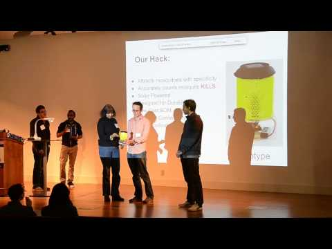 Diagnostics by Design: a hack day for global health - Team M@RS, 1st Place Prize