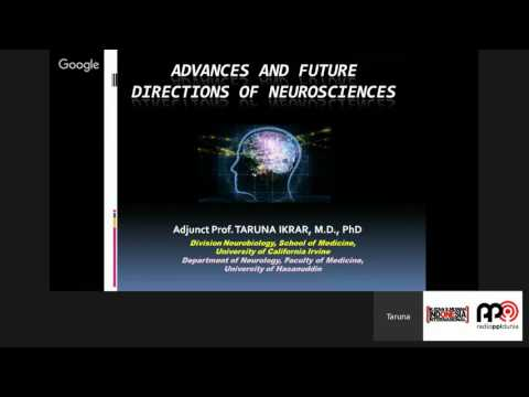 Kuliah Online : Advanced And Future Direction of Neuroscience