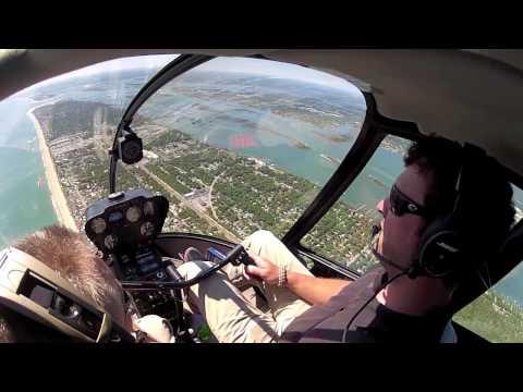 Flight Training 13-  Intro to the R44