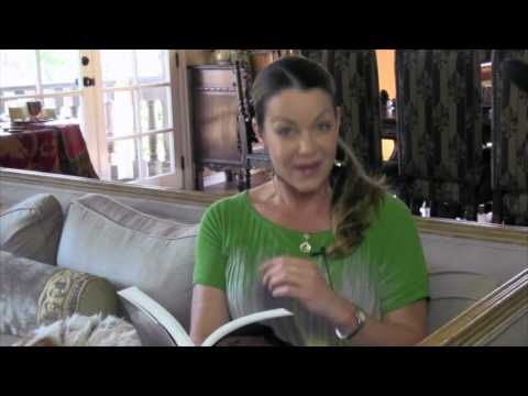 Claudia Christian (and Bubi the dog) read an excerpt from Babylon Confidential.
