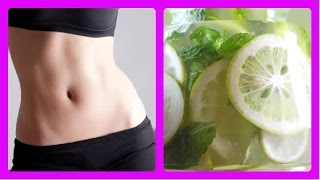GET FLAT BELLY ONLY IN 7 DAYS / DITOX -DIET DRINK