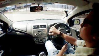 TUTORIAL Cara Belajar Setir Mobil Matic Pemula (Steering)