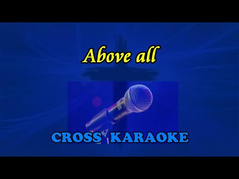 Michael W. Smith - Above All - Karaoke, good quality backing