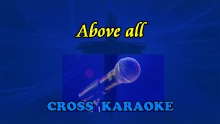 Michael W. Smith - Above All - Karaoke, good quality backing by Allan Saunders