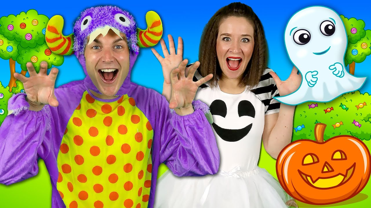 This is the Way on Halloween - Kids Songs & Nursery Rhymes | Halloween Songs for Kids