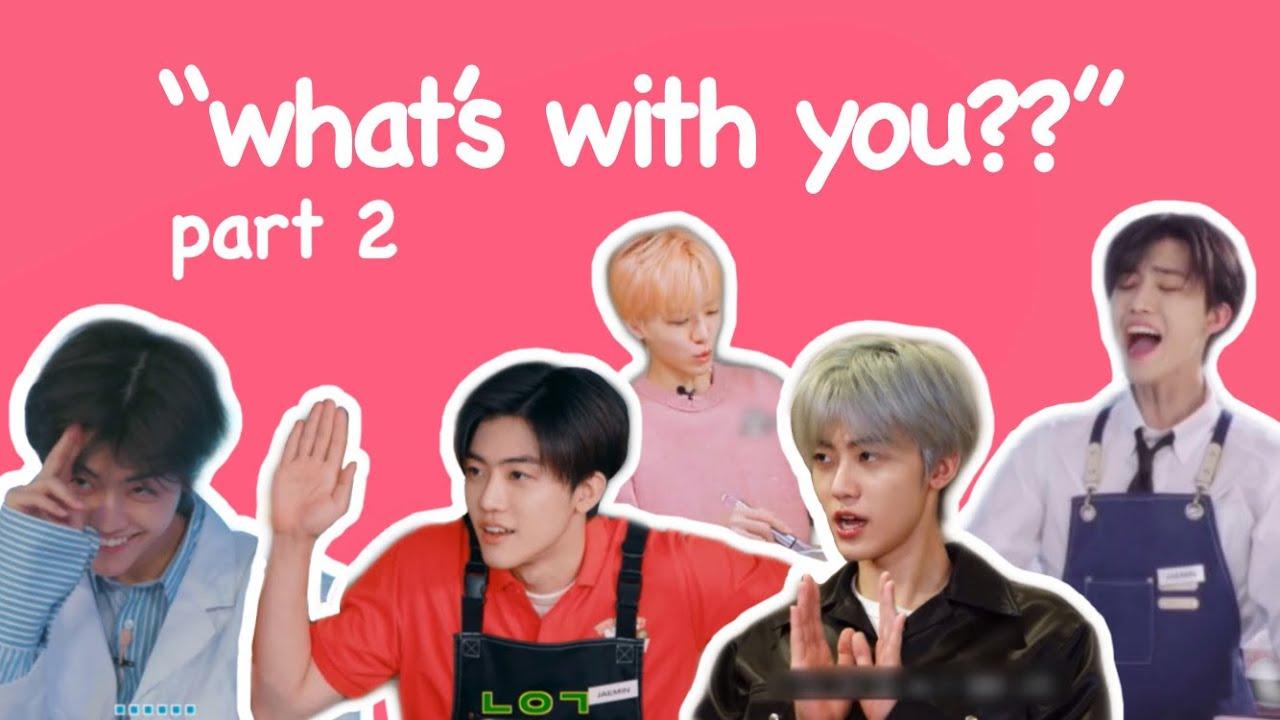 what is a Jaemin? part 2