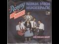 Ronny & the Hot Potatoes - Nimm mich Huckepack  (1981)