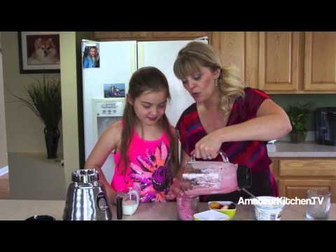 How To Make Frozen Yogurt Smoothie
