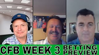 College Football Picks and Predictions | Penn State vs Auburn | Arizona State vs BYU | Utah vs SDSU
