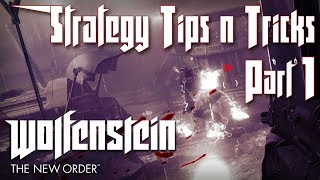 Wolfenstein: The New Order Strategy & Tips: How to Destroy the Two Nazi Robots in Chapter 3