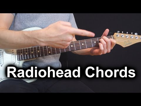 Radiohead - Paranoid Android Analysis - How They Make SMOOTH Key Changes!