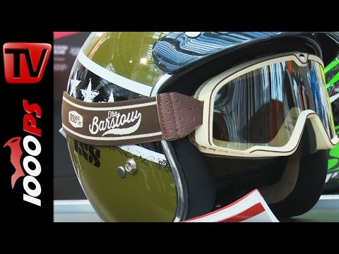 100% Brillen - Motorradbrille The Barstow