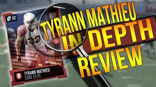 Madden 18 Ultimate Team In Depth Ep.1- Tyrann Mathieu 87 Overall FS