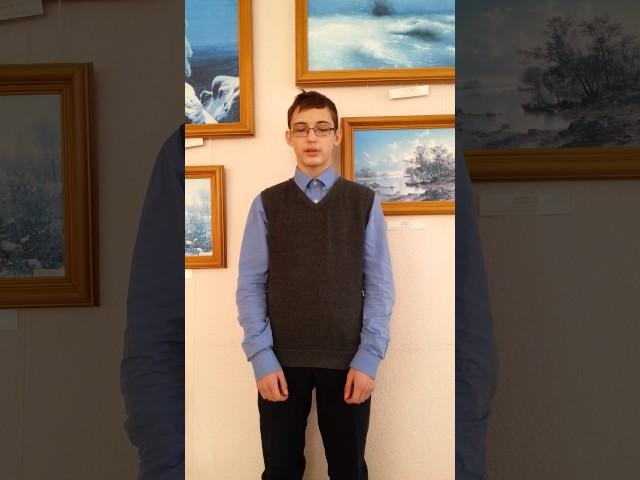 Изображение предпросмотра прочтения – МихаилШвецов читает отрывок изпроизведения «Флейта-позвоночник» В.В.Маяковского