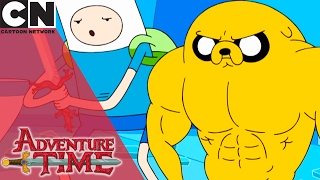 Adventure Time | Frozen In Time | Cartoon Network