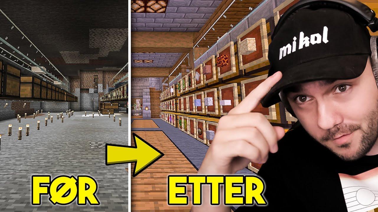 Download Ekstrem Oppussing på Gården - Episode 3 (Minecraft Sesong 2)