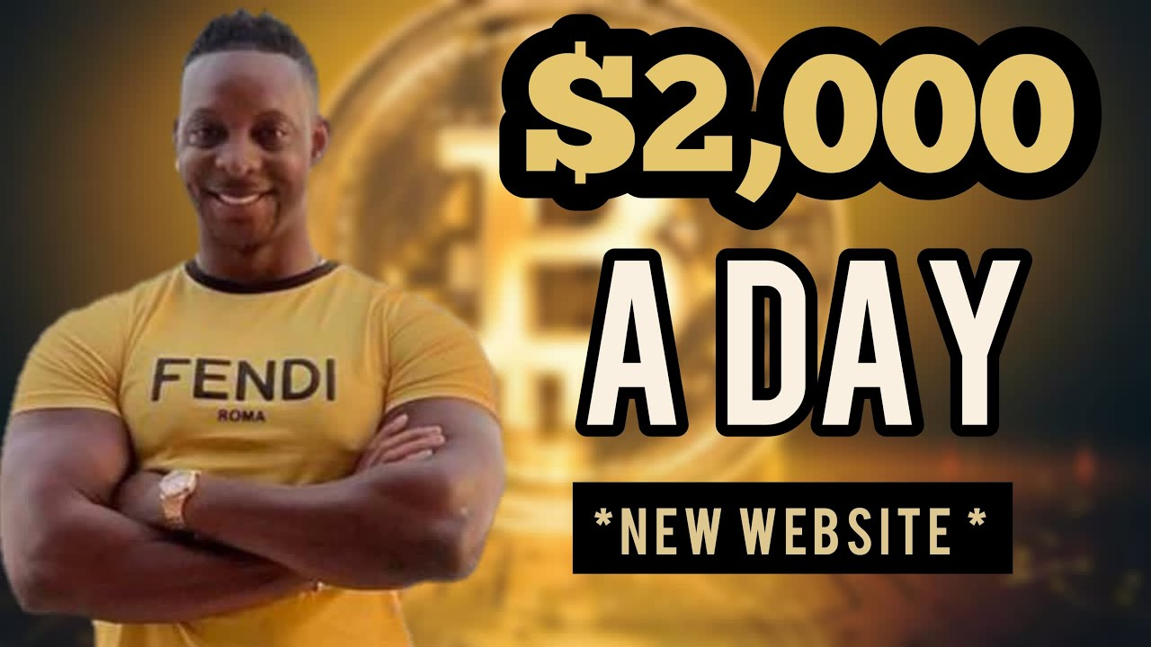 Make $2,000+ A Day For Free Using NEW Website (Make Money Online) | Free Bitcoin