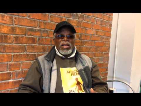 Playwright, director John Kani